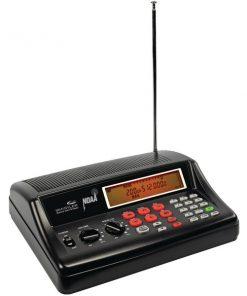 Whistler(R) WS1025 Analog Desktop Radio Scanner
