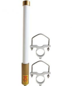 Browning(R) BR6157 410MHz-490MHz UHF Pretuned Fiberglass Land Mobile Omni Base Antenna