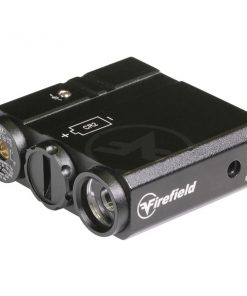 Firefield(R) FF25008 Charge AR Red Laser Sight & 180-Lumen Flashlight