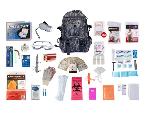 backpack survival kits buy online from Survival Warehouse Direct